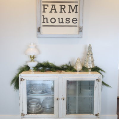 Farmhouse Christmas Tour